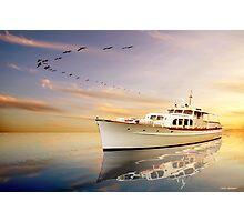 Summer Sunset Photographic Print