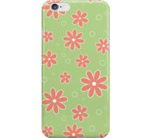 The pattern in flowers of camomile iPhone Case/Skin