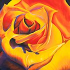 Passion - Rose by Gigi Butterfly Hoeller