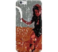 go for it, baby! iPhone Case/Skin