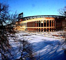 MLB Mets Stadium by FoodMaster
