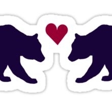 Love Bears Sticker