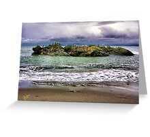 Bird Island Greeting Card