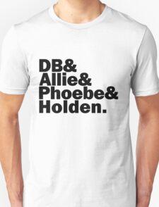 The Caulfields Unisex T-Shirt