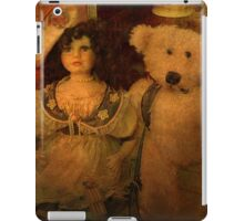 The odd couple - Lost in the past iPad Case/Skin