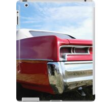 Back iPad Case/Skin