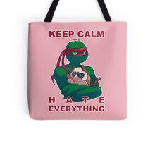 Grumpy Raph Tote Bag