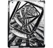 The Designer Designing iPad Case/Skin