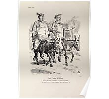 Cartoons by Sir John Tenniel selected from the pages of Punch 1901 0146 An Easter 'Oliday Poster