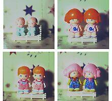 Twins by Elena Ledesma