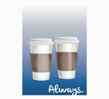 ALWAYS - a Castle celebration (with coffee) Kids Tee