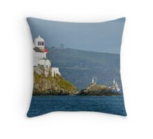 Crookhaven Lighthouse Throw Pillow
