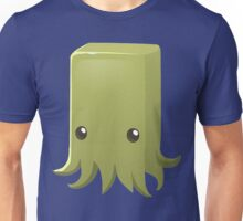 Square Slime Octopus Unisex T-Shirt