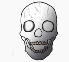 Vectorised Skull by Alex Pauley