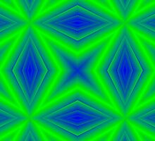Two colored line pattern by ZierNor