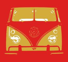 VW Kombi Yellow Design by ultimatekombi
