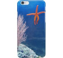 yoga  starfish iPhone Case/Skin