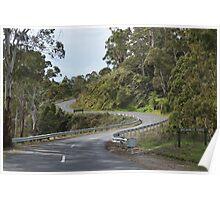 Breakneck Gorge Poster