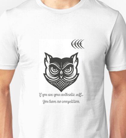Bigger Owl Unisex T-Shirt
