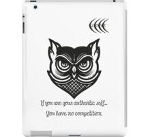Bigger Owl iPad Case/Skin