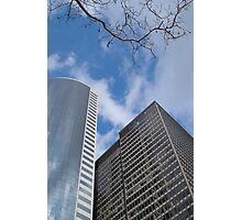 Downtown Building Photographic Print