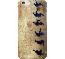 Ministry of Silly Walks iPhone Case/Skin