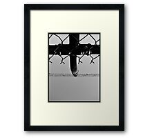 the compound II Framed Print