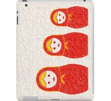 Matryoshka Doll iPad Case/Skin
