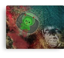 The Mad Scientist Canvas Print
