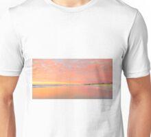 Dawn on Main Beach - Gold Coast Qld Australia Unisex T-Shirt