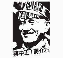 Chiang Kai-shek by Fitcharoo