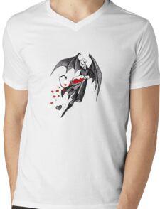 The Heart Dispenser of Cupid Mens V-Neck T-Shirt