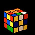 Rubik&#x27;s Cube by Pamela Hubbard