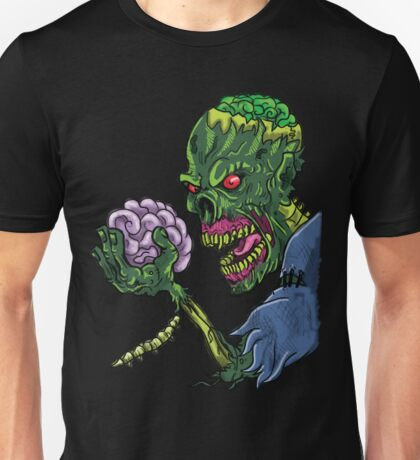 BRAINS!!! Unisex T-Shirt