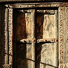 Santa Fe Door by Terence Russell