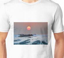 Red October - Currumbin Gold Coast Australia Unisex T-Shirt