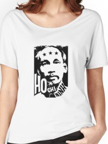 Ho Chi Minh Women's Relaxed Fit T-Shirt