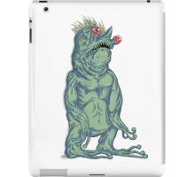 Crazy deformed mutant Troll Alien iPad Case/Skin