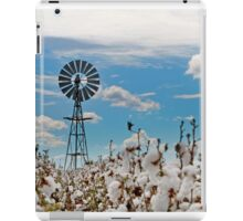 Cotton Pickin' - Toowoomba Qld Australia iPad Case/Skin
