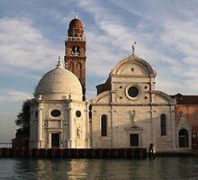 Isola di San Michele by Emma Holmes