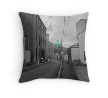 Road to the Riches Throw Pillow