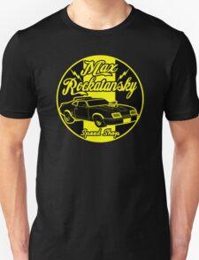 Rockatansky speed shop T-Shirt