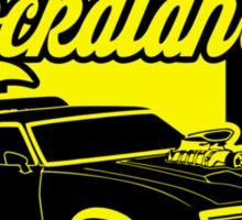Rockatansky speed shop Sticker