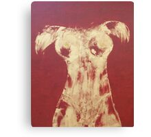 Bruised Angel Canvas Print