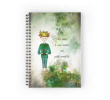 Ginkelmier Land ~ Ginkelmier and Frog ~ Mud luscious and Puddle Wonderful Spiral Notebook