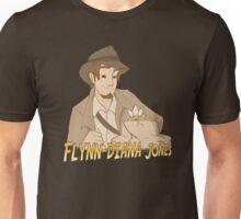 Flynn-diana Jones Unisex T-Shirt