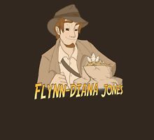 Flynn-diana Jones Unisex T-Shirt