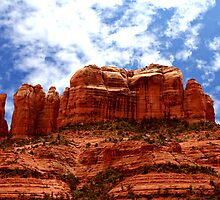 Cathedral Rock: Nature's Church . . .  by Tim Scullion