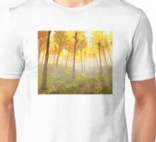 Yellow Woods Unisex T-Shirt