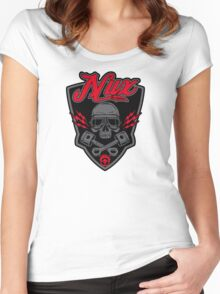 Nux car custom Women's Fitted Scoop T-Shirt